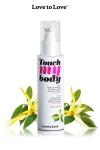 Fluide massage & lubrifiant - ylang-ylang